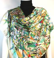 square silk scarves